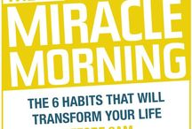 My Miracle Morning / I have started doing Miracle Mornings and I have seen a huge transformation in my life.   Check out my online diary - https://blondewritemore.com/miracle-morning-diary/