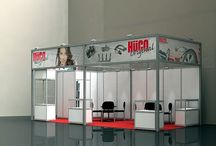 Exhibitions' stands