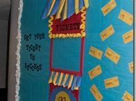 School Bulletin Boards/Doors/Walls / by Tammy Corley