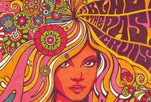 insp mural hippie