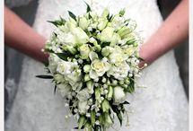 Ślubne bukiety
