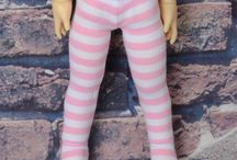 Releaserain Doll Socks / Dolls are our dreams, our Memory...Releaserain offers variety of items for dolls...