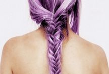 Hair: Lilac / by Fashion For Lunch