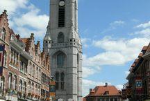 Kathedraal doornik