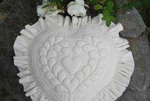 Whole cloth quilts & Boutis de Provence