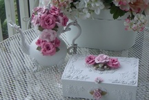 shabby chic / by Marjorie Giles