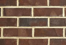 Brick by Color: Brown / Glen-Gery brick comes in a variety of colors including brown!