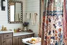 Bathroom patchwork