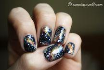 Galaxy NAILs - By Nina Maria