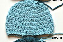 Crochet hat / Crochet a hat