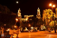 "MERID, Yucatan: ""Colonial Mexico"" / Exploring a typical Mexican colonial city"