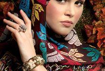 Hijab Etnik