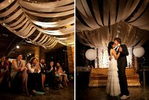 Colorful Wedding Decor / From paper lanterns and luminaries to parasols and flowers, find ideas for colorful wedding decor in Massachusetts.