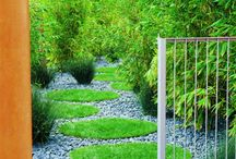 Landscape and Garden Ideas / by Anne Hall