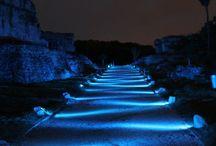 Luminous Pathways