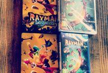 Rayman Legends PS Vita & PS3 + Steelbook