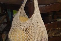 Knitting - Bags and accessories