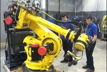 Industrial Robots / The robot revolution