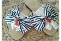 ♥♥ Dora's handmade sandals ♥♥