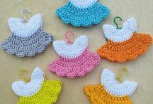 Fabric & Crochet applique