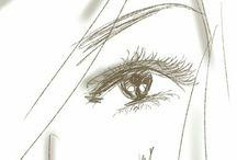 SketchPRESSionz / A's drawingz, sketchez, paintz & hobbiez