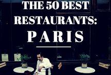 Uit eten / Parijs