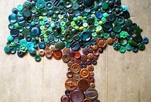 Buttons galore!! / by Kathryn Toothill