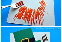 Homeschool St. Patrick's Day Crafts