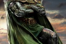 Doctor Victor Von Doom / Doctor Victor Von Doom is a fictional supervillain
