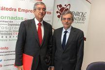 Entrega de premios CEUSAL / Premio a nuevos emprendedores