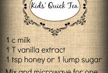 kids tea party / by Misty Sparvier