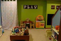 kids play room ideas / by Shana Markou