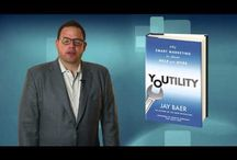 Youtility / New York Times bestselling book by @JayBaer. Marketing so useful people would pay for it!  / by Jay Baer