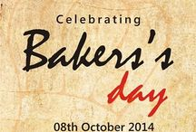 Celeberate Bakers Day - October 8 with AIBTM