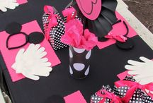 """Minnie Mouse Birthday Party / Minnie Mouse Birthday Party Ideas for 'ONE"""" year old"""