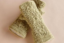 :: Crochet & Knit - Wrist & Leg Warmers ::