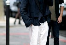 Street fashion_men