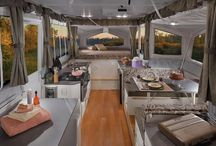 Glamping / Camping with style / by Rachel L