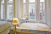 The Unconventional Luxury / Hotel designed by Philippe Starck
