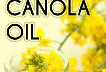 1-Food Canola oil
