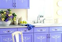 кухня / интерьер, детали, цвет
