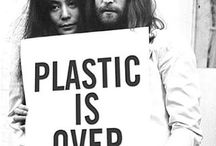 Plastic is over