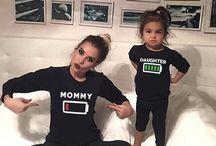 Parents&kids fashion