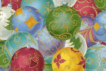 Holiday Fabrics For Making Sachets