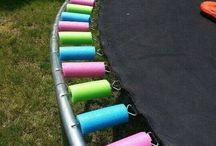 Pool Noodles... so many uses!