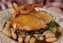 Pork roast / Roast meal