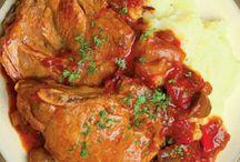 Friptura,carne porc