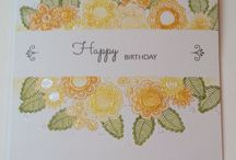 Stamps - Scrumptious / by Craftwork Cards