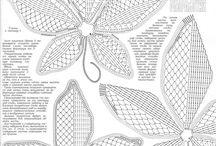 Крючок, листья.