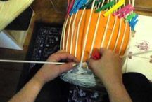 Pletení z ruliček